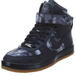 Nike AF1 Ultra Force Mid PRT black-wolf grey camo